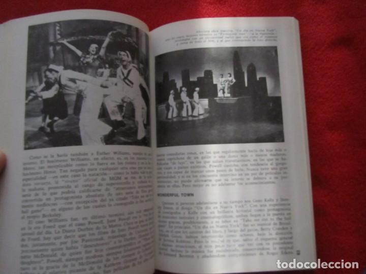Catálogos de Música: LIBRO EL MUSICAL AMERICANO DE CESAR S.FONTENLA LIZA MINNELLI, MARILYN MONROE GENE KELLY RITA HAYWORT - Foto 12 - 244746575