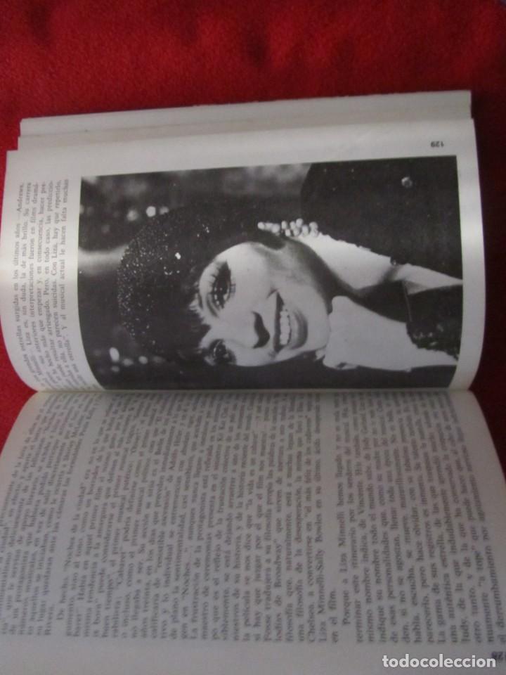 Catálogos de Música: LIBRO EL MUSICAL AMERICANO DE CESAR S.FONTENLA LIZA MINNELLI, MARILYN MONROE GENE KELLY RITA HAYWORT - Foto 14 - 244746575