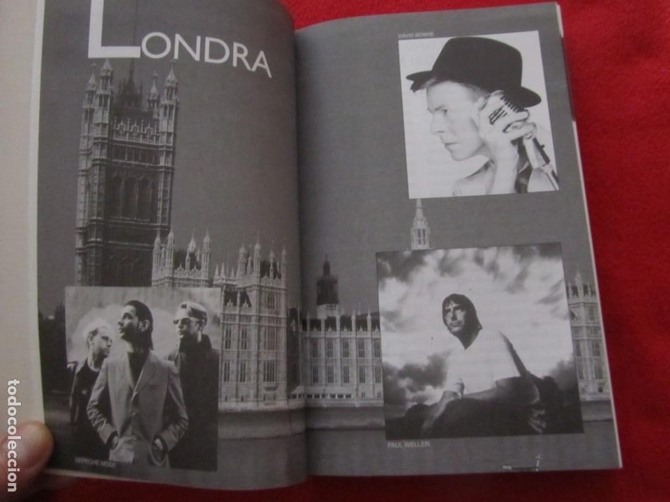 Catálogos de Música: GUIA DEL ROCK DE INGLATERRA, EN ITALIANO, MONICA MELISSANO,THE BEATLES,ROLLING STONES,CLASH,BOWIE - Foto 7 - 244751530