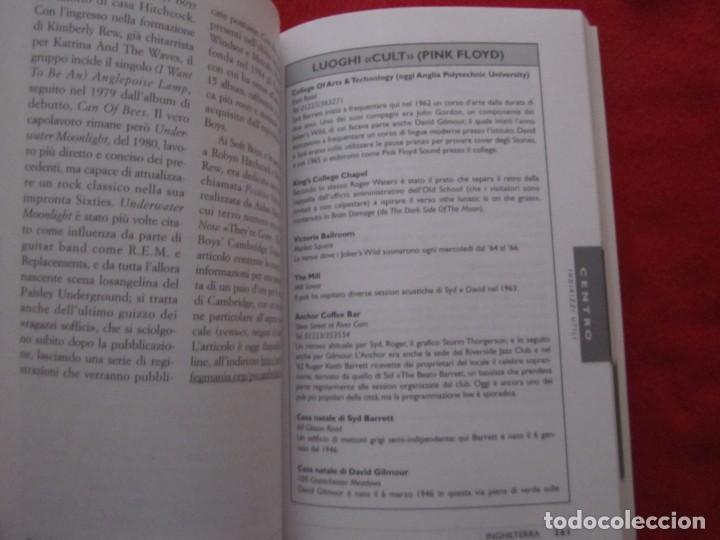 Catálogos de Música: GUIA DEL ROCK DE INGLATERRA, EN ITALIANO, MONICA MELISSANO,THE BEATLES,ROLLING STONES,CLASH,BOWIE - Foto 10 - 244751530