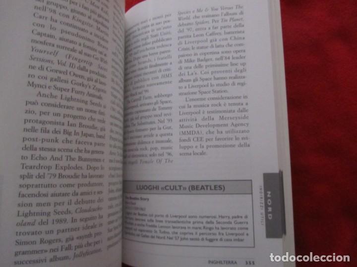 Catálogos de Música: GUIA DEL ROCK DE INGLATERRA, EN ITALIANO, MONICA MELISSANO,THE BEATLES,ROLLING STONES,CLASH,BOWIE - Foto 13 - 244751530