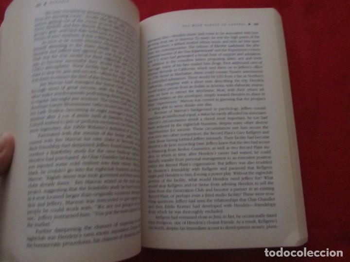 Catálogos de Música: LIBRO SOBRE JIMI HENDRIX DE JOHN MCDERMOTT WITH EDDIE KRAMER, SETTING THE RECORD STRAIGHT - Foto 4 - 244753865