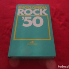 Catálogos de Música: ENCICLOPEDIA DEL ROCK AÑOS 50 EN ITALIANO, B.B.KING,RAY CHARLES,EDDIE COCHRAN,ETTA JAMES,BUDDY HOLLY. Lote 244755125