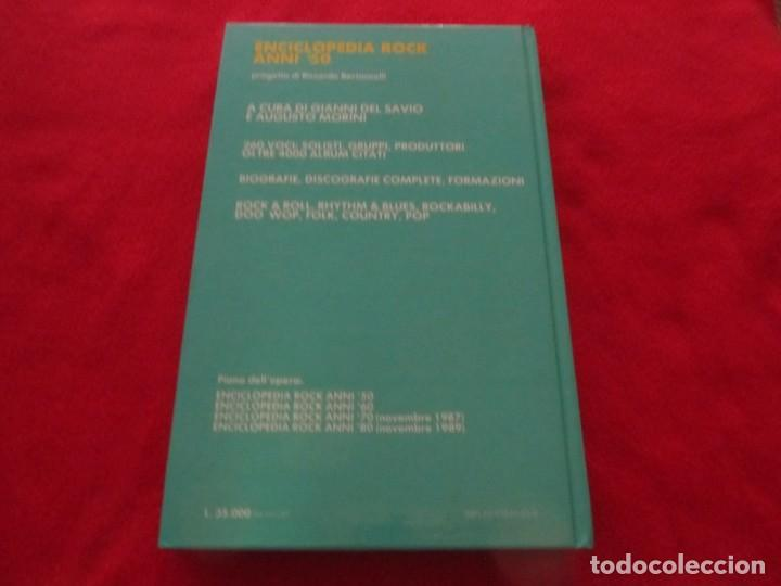 Catálogos de Música: ENCICLOPEDIA DEL ROCK AÑOS 50 EN ITALIANO, B.B.KING,RAY CHARLES,EDDIE COCHRAN,ETTA JAMES,BUDDY HOLLY - Foto 2 - 244755125