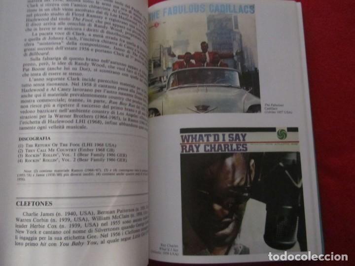 Catálogos de Música: ENCICLOPEDIA DEL ROCK AÑOS 50 EN ITALIANO, B.B.KING,RAY CHARLES,EDDIE COCHRAN,ETTA JAMES,BUDDY HOLLY - Foto 5 - 244755125