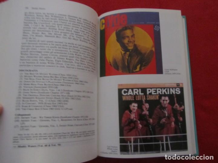 Catálogos de Música: ENCICLOPEDIA DEL ROCK AÑOS 50 EN ITALIANO, B.B.KING,RAY CHARLES,EDDIE COCHRAN,ETTA JAMES,BUDDY HOLLY - Foto 8 - 244755125