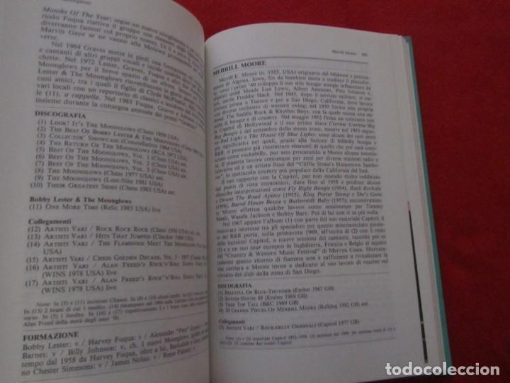 Catálogos de Música: ENCICLOPEDIA DEL ROCK AÑOS 50 EN ITALIANO, B.B.KING,RAY CHARLES,EDDIE COCHRAN,ETTA JAMES,BUDDY HOLLY - Foto 9 - 244755125