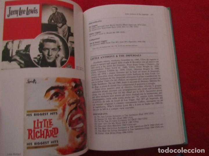 Catálogos de Música: ENCICLOPEDIA DEL ROCK AÑOS 50 EN ITALIANO, B.B.KING,RAY CHARLES,EDDIE COCHRAN,ETTA JAMES,BUDDY HOLLY - Foto 10 - 244755125