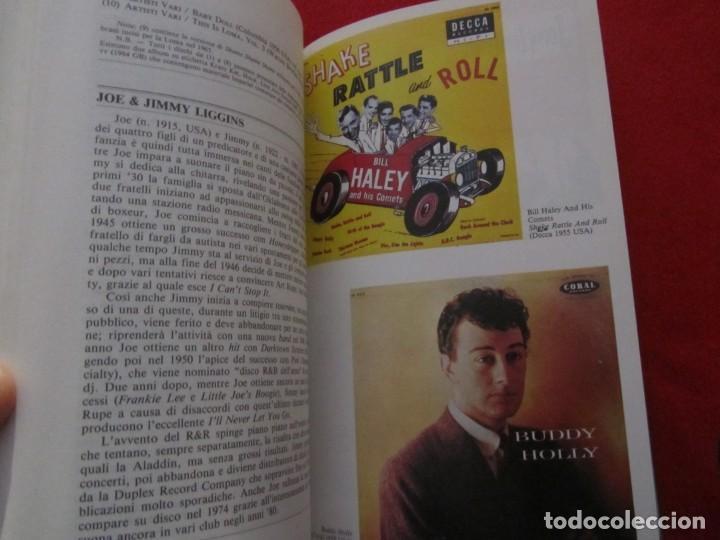 Catálogos de Música: ENCICLOPEDIA DEL ROCK AÑOS 50 EN ITALIANO, B.B.KING,RAY CHARLES,EDDIE COCHRAN,ETTA JAMES,BUDDY HOLLY - Foto 11 - 244755125