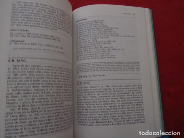 Catálogos de Música: ENCICLOPEDIA DEL ROCK AÑOS 50 EN ITALIANO, B.B.KING,RAY CHARLES,EDDIE COCHRAN,ETTA JAMES,BUDDY HOLLY - Foto 12 - 244755125