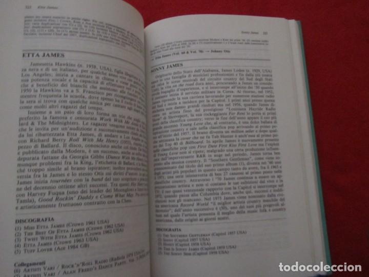 Catálogos de Música: ENCICLOPEDIA DEL ROCK AÑOS 50 EN ITALIANO, B.B.KING,RAY CHARLES,EDDIE COCHRAN,ETTA JAMES,BUDDY HOLLY - Foto 13 - 244755125