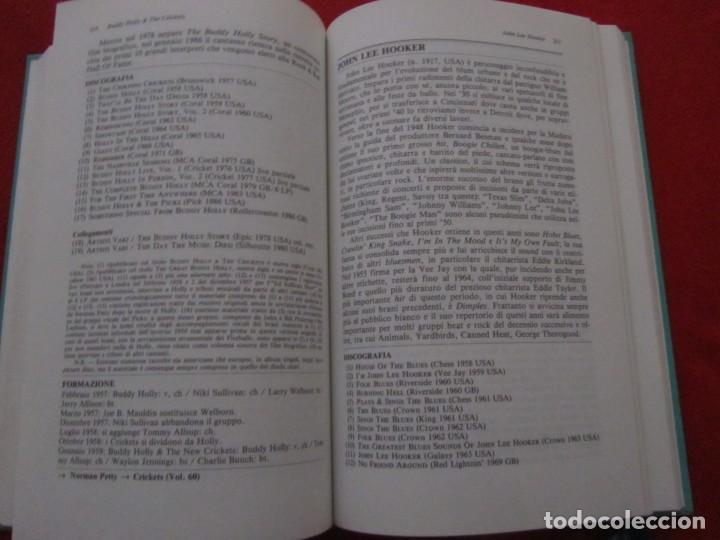 Catálogos de Música: ENCICLOPEDIA DEL ROCK AÑOS 50 EN ITALIANO, B.B.KING,RAY CHARLES,EDDIE COCHRAN,ETTA JAMES,BUDDY HOLLY - Foto 14 - 244755125