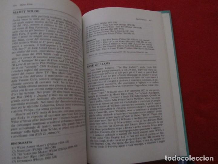 Catálogos de Música: ENCICLOPEDIA DEL ROCK AÑOS 50 EN ITALIANO, B.B.KING,RAY CHARLES,EDDIE COCHRAN,ETTA JAMES,BUDDY HOLLY - Foto 15 - 244755125