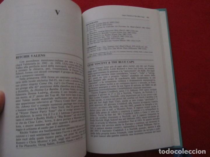 Catálogos de Música: ENCICLOPEDIA DEL ROCK AÑOS 50 EN ITALIANO, B.B.KING,RAY CHARLES,EDDIE COCHRAN,ETTA JAMES,BUDDY HOLLY - Foto 16 - 244755125