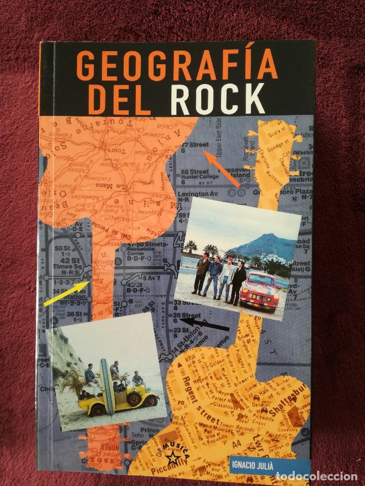Catálogos de Música: 4 LIBROS - HISTORIA DEL ROCK - GEOGRAFIA - DIARIO - LA CENSURA EN EL ROCK - Foto 5 - 244755205