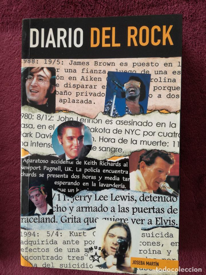 Catálogos de Música: 4 LIBROS - HISTORIA DEL ROCK - GEOGRAFIA - DIARIO - LA CENSURA EN EL ROCK - Foto 7 - 244755205