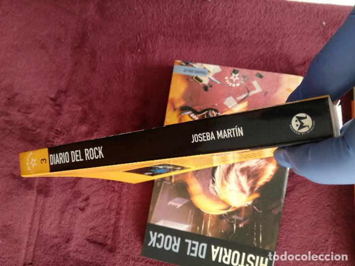 Catálogos de Música: 4 LIBROS - HISTORIA DEL ROCK - GEOGRAFIA - DIARIO - LA CENSURA EN EL ROCK - Foto 8 - 244755205