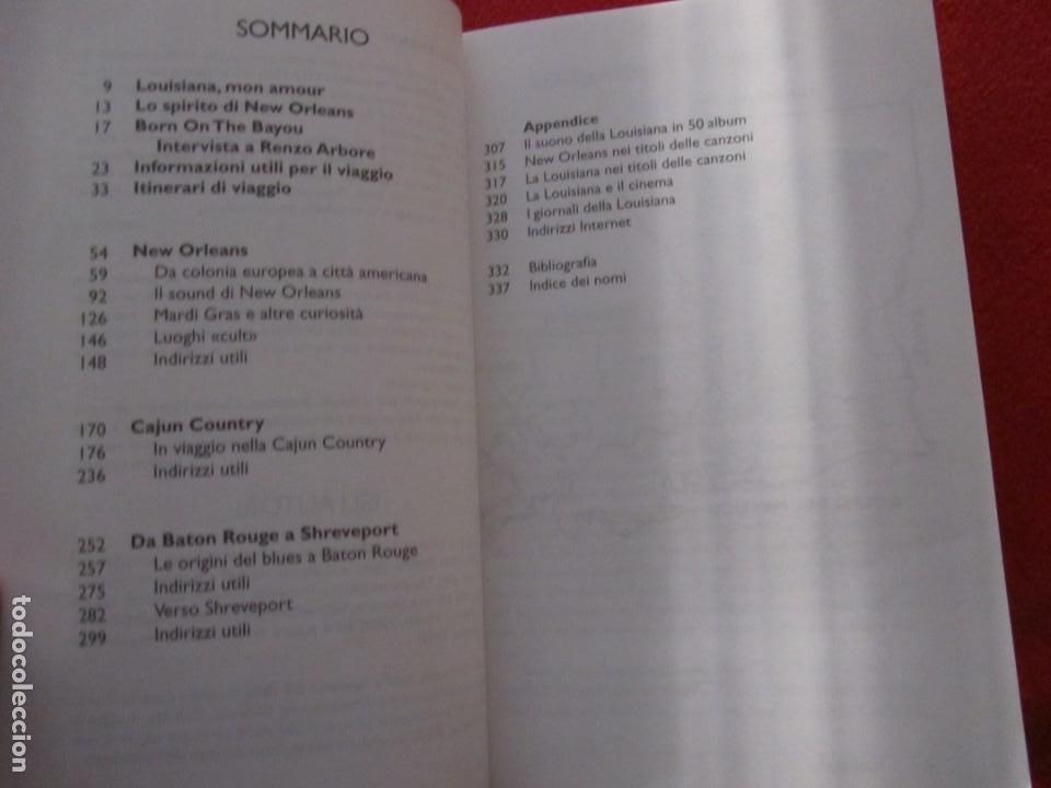 Catálogos de Música: GUIA DEL ROCK DE NUEVA ORLEANS Y LOUISIANA DE CARMELO GENOVESE, BLUES,NEVILLE BROTHERS,DR.JOHN - Foto 2 - 244759135
