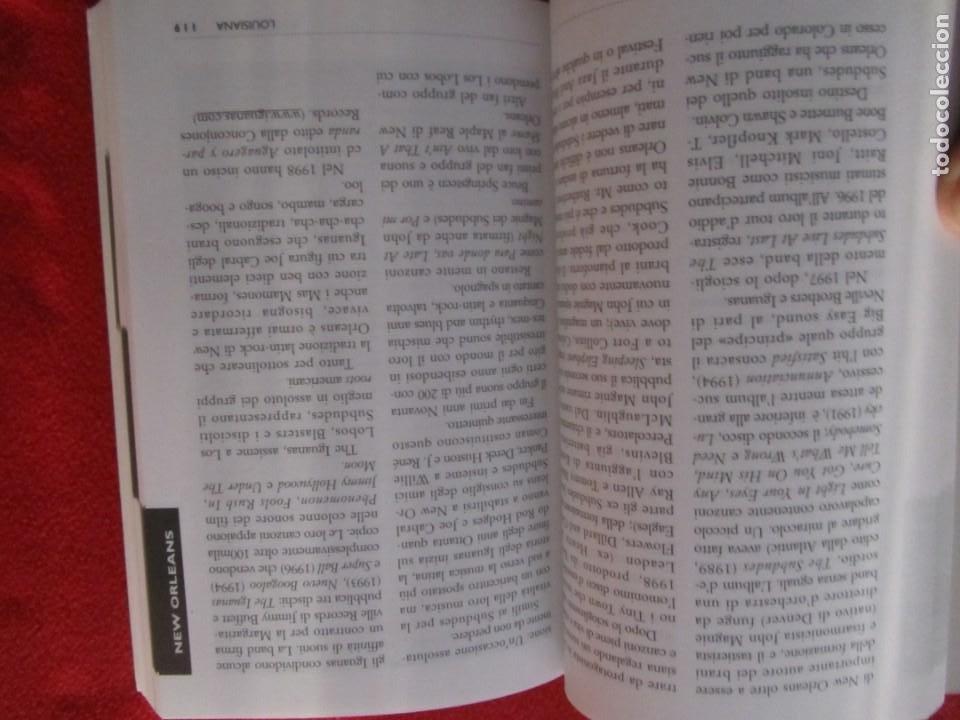 Catálogos de Música: GUIA DEL ROCK DE NUEVA ORLEANS Y LOUISIANA DE CARMELO GENOVESE, BLUES,NEVILLE BROTHERS,DR.JOHN - Foto 8 - 244759135
