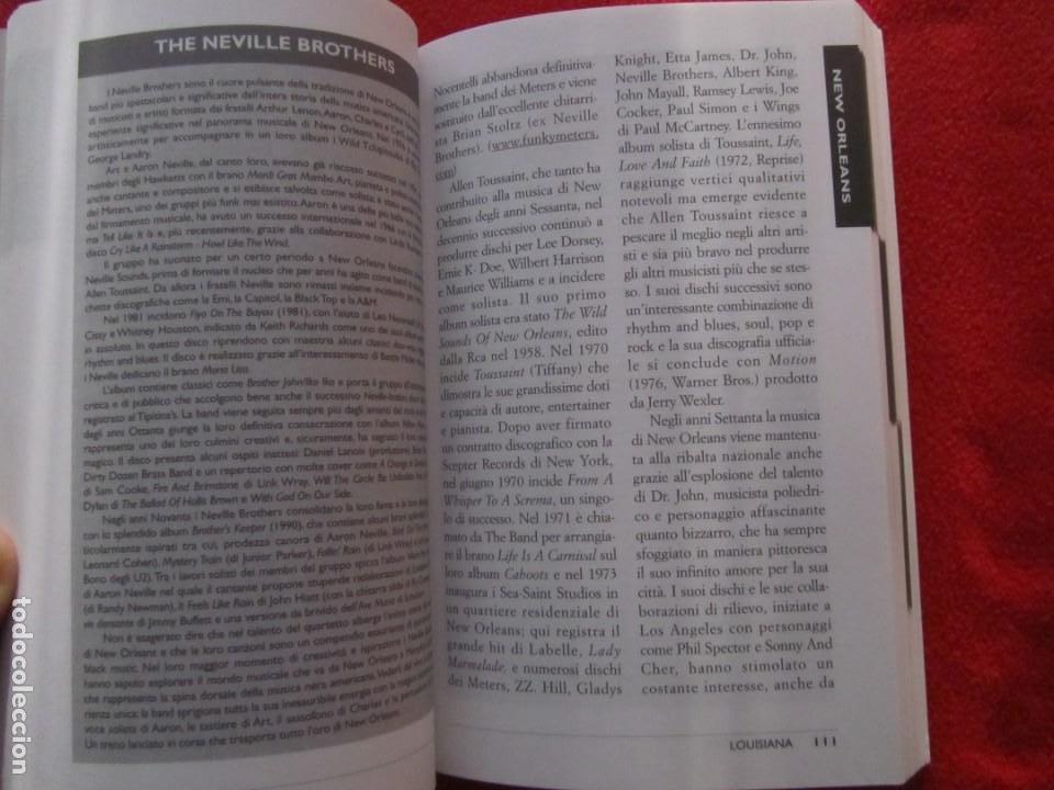 Catálogos de Música: GUIA DEL ROCK DE NUEVA ORLEANS Y LOUISIANA DE CARMELO GENOVESE, BLUES,NEVILLE BROTHERS,DR.JOHN - Foto 9 - 244759135