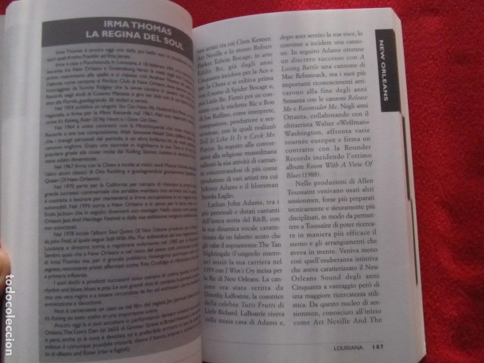 Catálogos de Música: GUIA DEL ROCK DE NUEVA ORLEANS Y LOUISIANA DE CARMELO GENOVESE, BLUES,NEVILLE BROTHERS,DR.JOHN - Foto 10 - 244759135