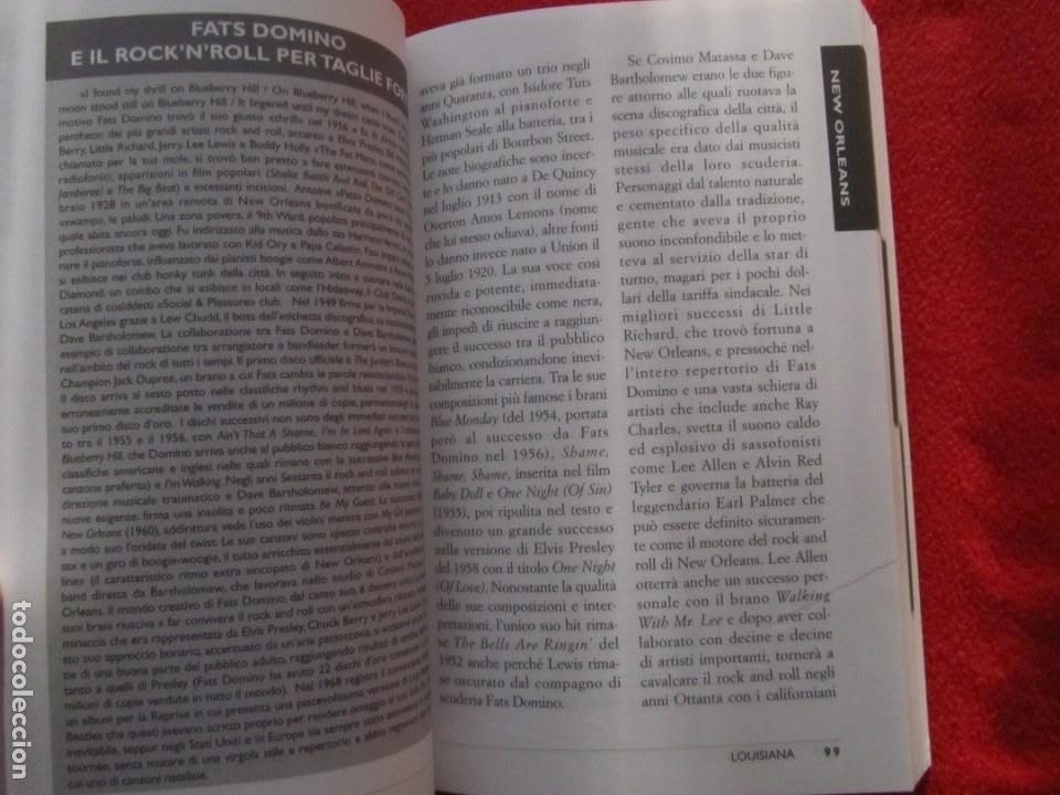 Catálogos de Música: GUIA DEL ROCK DE NUEVA ORLEANS Y LOUISIANA DE CARMELO GENOVESE, BLUES,NEVILLE BROTHERS,DR.JOHN - Foto 11 - 244759135