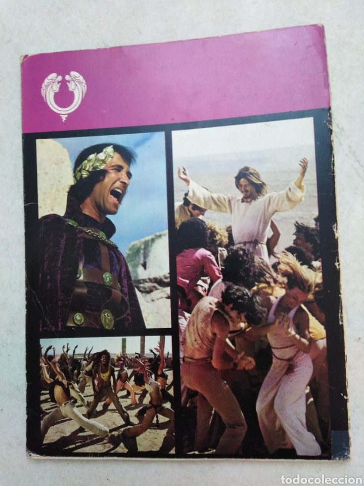 Catálogos de Música: Jesucristo superstar ( del film ) - Foto 2 - 244771370