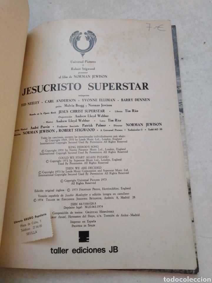 Catálogos de Música: Jesucristo superstar ( del film ) - Foto 3 - 244771370