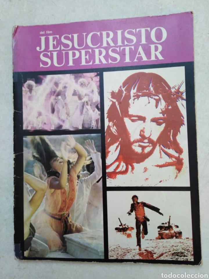 JESUCRISTO SUPERSTAR ( DEL FILM ) (Música - Catálogos de Música, Libros y Cancioneros)