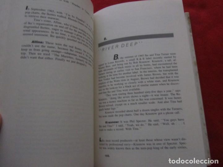Catálogos de Música: TINA TURNER LIBRO I TINA MY LIFE STORY, TINA TURNER WITH KURT LODER CON POSTER PROMOCIONAL - Foto 6 - 244777060