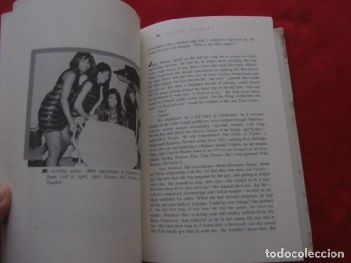 Catálogos de Música: TINA TURNER LIBRO I TINA MY LIFE STORY, TINA TURNER WITH KURT LODER CON POSTER PROMOCIONAL - Foto 9 - 244777060
