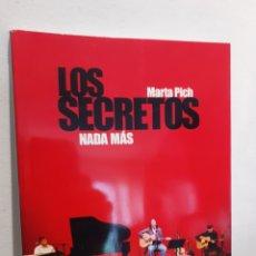 Cataloghi di Musica: LOS SECRETOS NADA MÁS. Lote 244824625