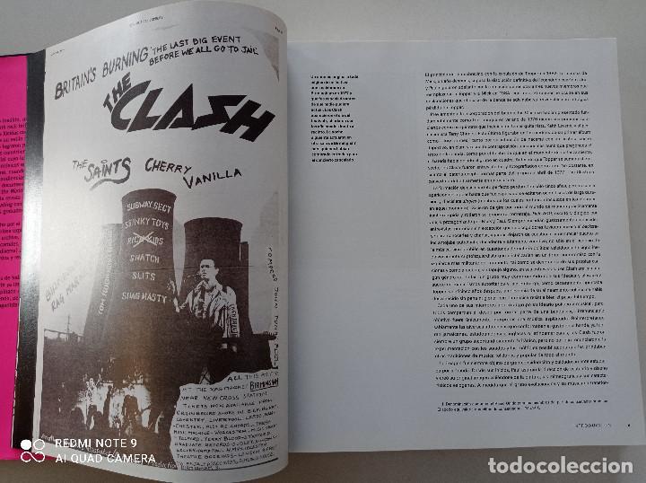 Catálogos de Música: THE CLASH - STRUMMER, JONES, SIMONON, HEADON - GLOBAL RHYTHM BARCELONA 2008 // EN ESPAÑOL PUNK UK - Foto 6 - 244933200