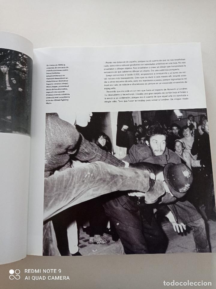 Catálogos de Música: THE CLASH - STRUMMER, JONES, SIMONON, HEADON - GLOBAL RHYTHM BARCELONA 2008 // EN ESPAÑOL PUNK UK - Foto 7 - 244933200