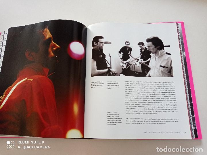 Catálogos de Música: THE CLASH - STRUMMER, JONES, SIMONON, HEADON - GLOBAL RHYTHM BARCELONA 2008 // EN ESPAÑOL PUNK UK - Foto 19 - 244933200