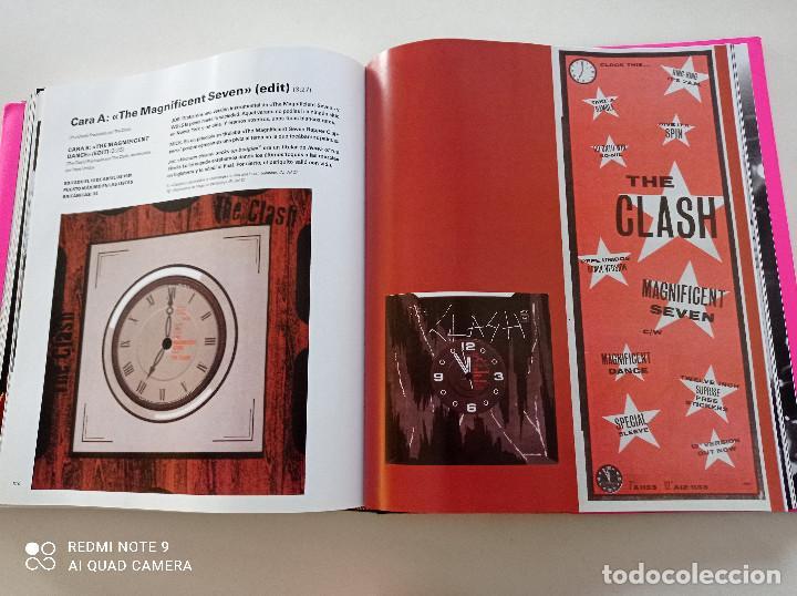 Catálogos de Música: THE CLASH - STRUMMER, JONES, SIMONON, HEADON - GLOBAL RHYTHM BARCELONA 2008 // EN ESPAÑOL PUNK UK - Foto 20 - 244933200