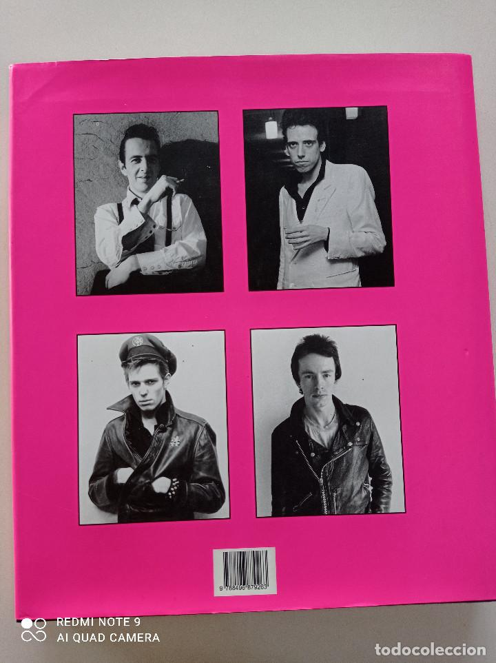 Catálogos de Música: THE CLASH - STRUMMER, JONES, SIMONON, HEADON - GLOBAL RHYTHM BARCELONA 2008 // EN ESPAÑOL PUNK UK - Foto 25 - 244933200