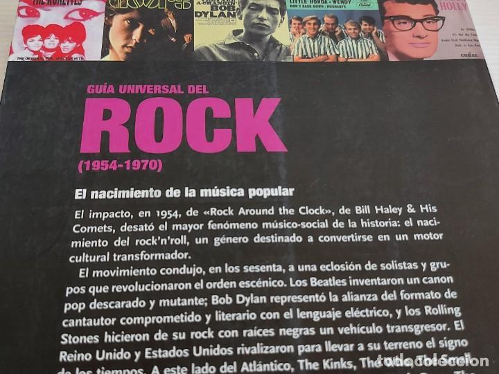 Catálogos de Música: GUÍA UNIVERSAL DEL ROCK (1954-1970) / JORDI BIANCIOTTO / ED: ROBINBOOK-2011 / NUEVO - Foto 6 - 248439170