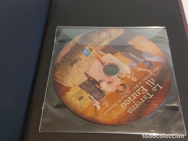 Catálogos de Música: QUICO EL CÉLIO, EL NOI I EL MUT DE FERRERIES / LA TAVERNA DI ENRICO / INCLUYE CD+ DVD / NUEVO. - Foto 3 - 248678090