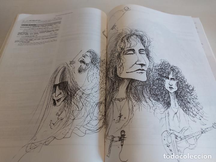 Catálogos de Música: THE GREAT ROCK DISCOGRAPHY / M.C. STRONG / 829 PÁGINAS / LIBRO USADO DE OCASIÓN / DIFÍCIL - Foto 4 - 248960260
