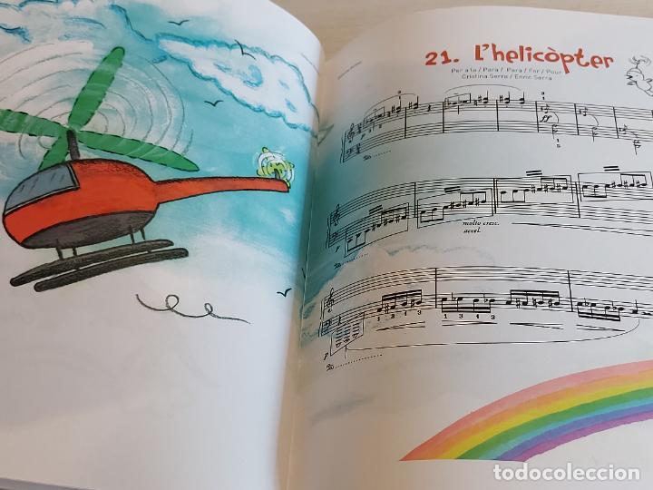 Catálogos de Música: CONTES AL PIANO / TÀNIA PARRA / CARME SOLÀ / ED: BOILEAU / CONTIENE CD / NUEVO. - Foto 5 - 249023815