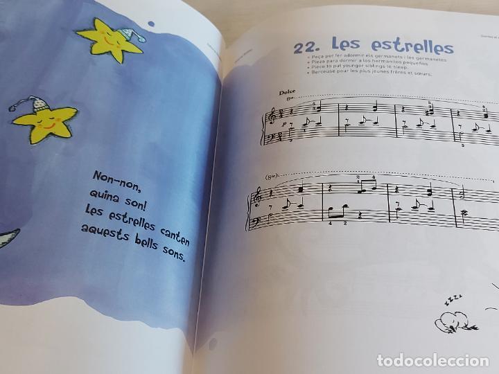 Catálogos de Música: CONTES AL PIANO / TÀNIA PARRA / CARME SOLÀ / ED: BOILEAU / CONTIENE CD / NUEVO. - Foto 6 - 249023815