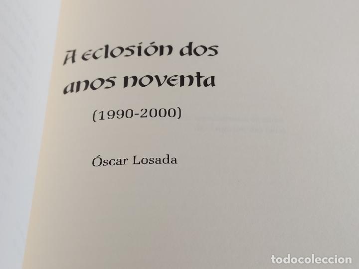 Catálogos de Música: CRÓNICA DO FOLK GALEGO / 25 AÑOS DE HISTORIA / XOÁN MANUEL ESTÉVEZ-ÓSCAR LOSADA / NUEVO. - Foto 4 - 249025135