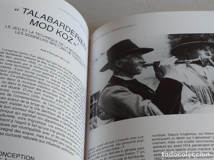 Catálogos de Música: LES HAUTBOIS POPULAIRES / ANCHES DOUBLES, ENJEUX MULTIPLES / EDITIONS MODAL-2002 / NUEVO. - Foto 4 - 249029650