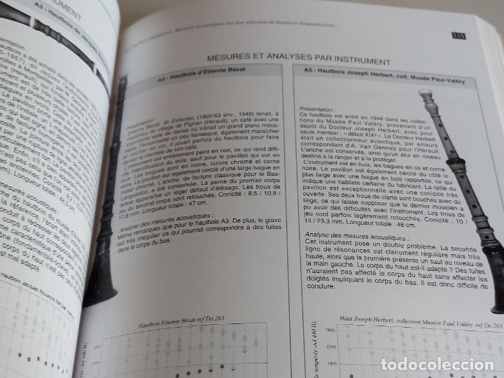 Catálogos de Música: LES HAUTBOIS POPULAIRES / ANCHES DOUBLES, ENJEUX MULTIPLES / EDITIONS MODAL-2002 / NUEVO. - Foto 6 - 249029650