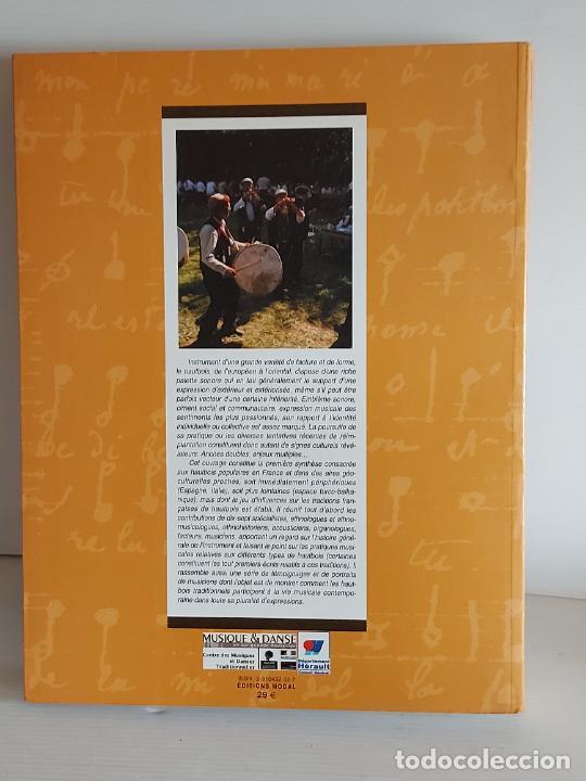 Catálogos de Música: LES HAUTBOIS POPULAIRES / ANCHES DOUBLES, ENJEUX MULTIPLES / EDITIONS MODAL-2002 / NUEVO. - Foto 8 - 249029650
