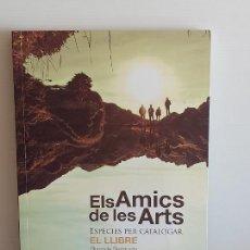 Catálogos de Música: ELS AMICS DE LES ARTS / ESPÈCIES PER CATALOGAR / EL LLIBRE / ELISENDA SORIGUERA / ED: COSETÀNIA 2012. Lote 249304905