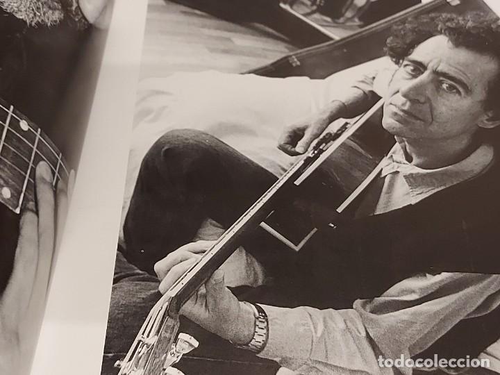 Catálogos de Música: RETRATS DE CANTANTS I MÚSICS / FOTOGRAFIES DE JUAN MIGUEL MORALES / LIBRO USADO DE OCASIÓN - Foto 3 - 250244150