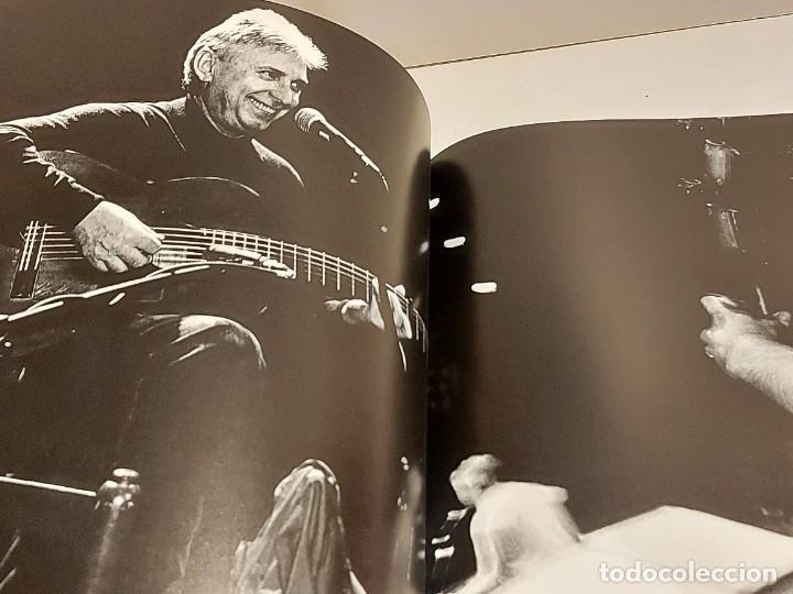 Catálogos de Música: RETRATS DE CANTANTS I MÚSICS / FOTOGRAFIES DE JUAN MIGUEL MORALES / LIBRO USADO DE OCASIÓN - Foto 5 - 250244150