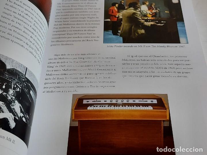 Catálogos de Música: LOS INSTRUMENTOS MUSICALES DEL ROCK PROGRESIVO / GERARD BASSOLS TEIXIDÓ-2018 / NUEVO - Foto 3 - 251218190